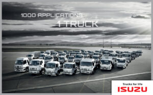 Honda e ISUZU planean fabricar camiones impulsados por hidrógeno